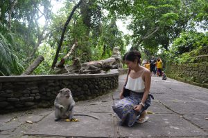 Ubud Monkey Forest
